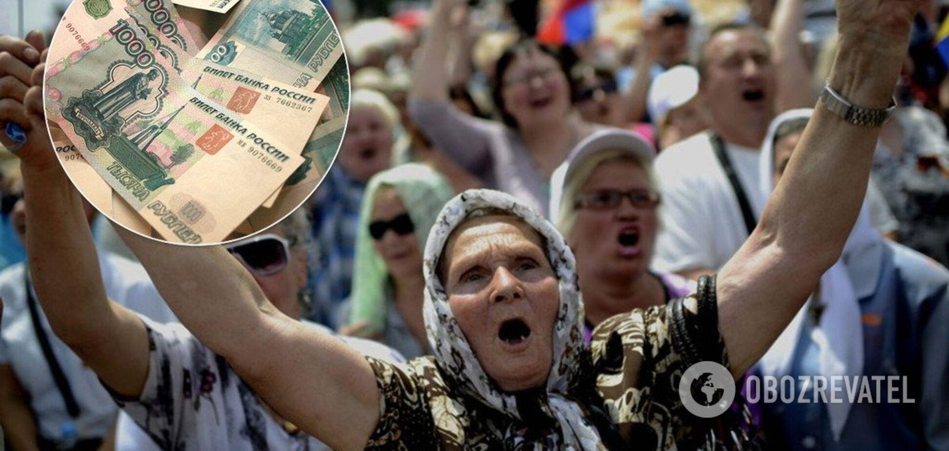 Скасування рубля в 'Л/ДНР': названо головну перешкоду
