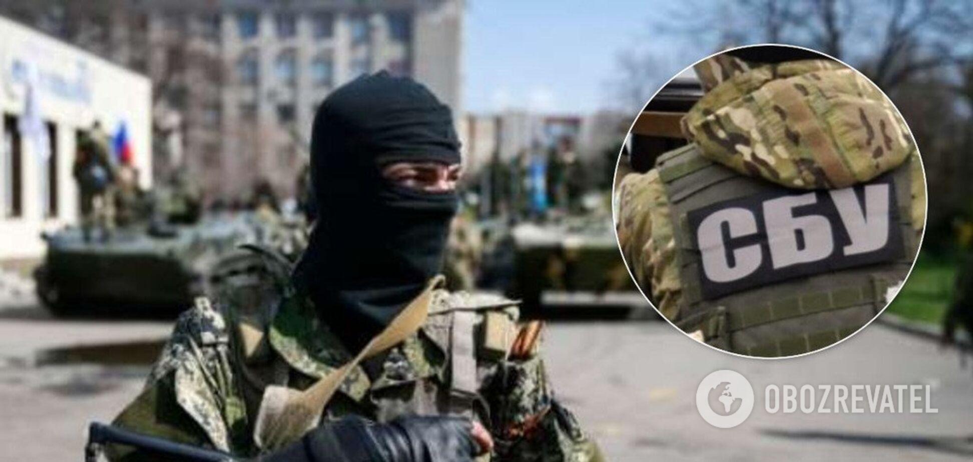 СБУ поймала террориста опасного подразделения 'ЛНР'