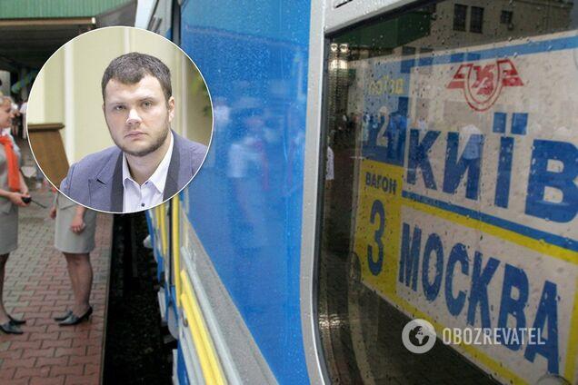 Министр инфраструктуры Владислав Криклий заявил, что речи о закрытии железнодорожного сообщение между Украиной и Россией пока не идет
