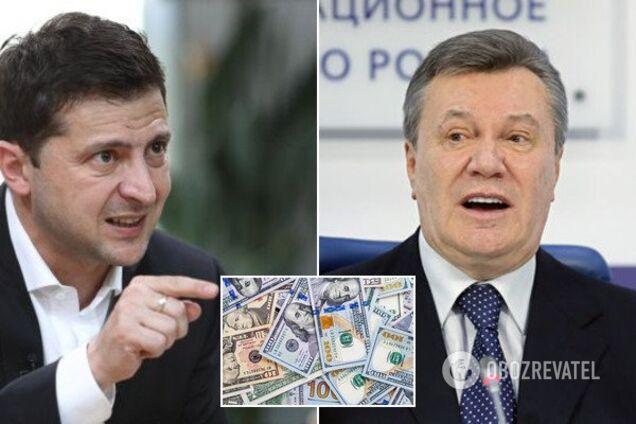 Президент Володимир Зеленський заявив, що Україна співпрацюватиме з Латвією у питанні повернення заарештованих коштів колишніх українських чиновників