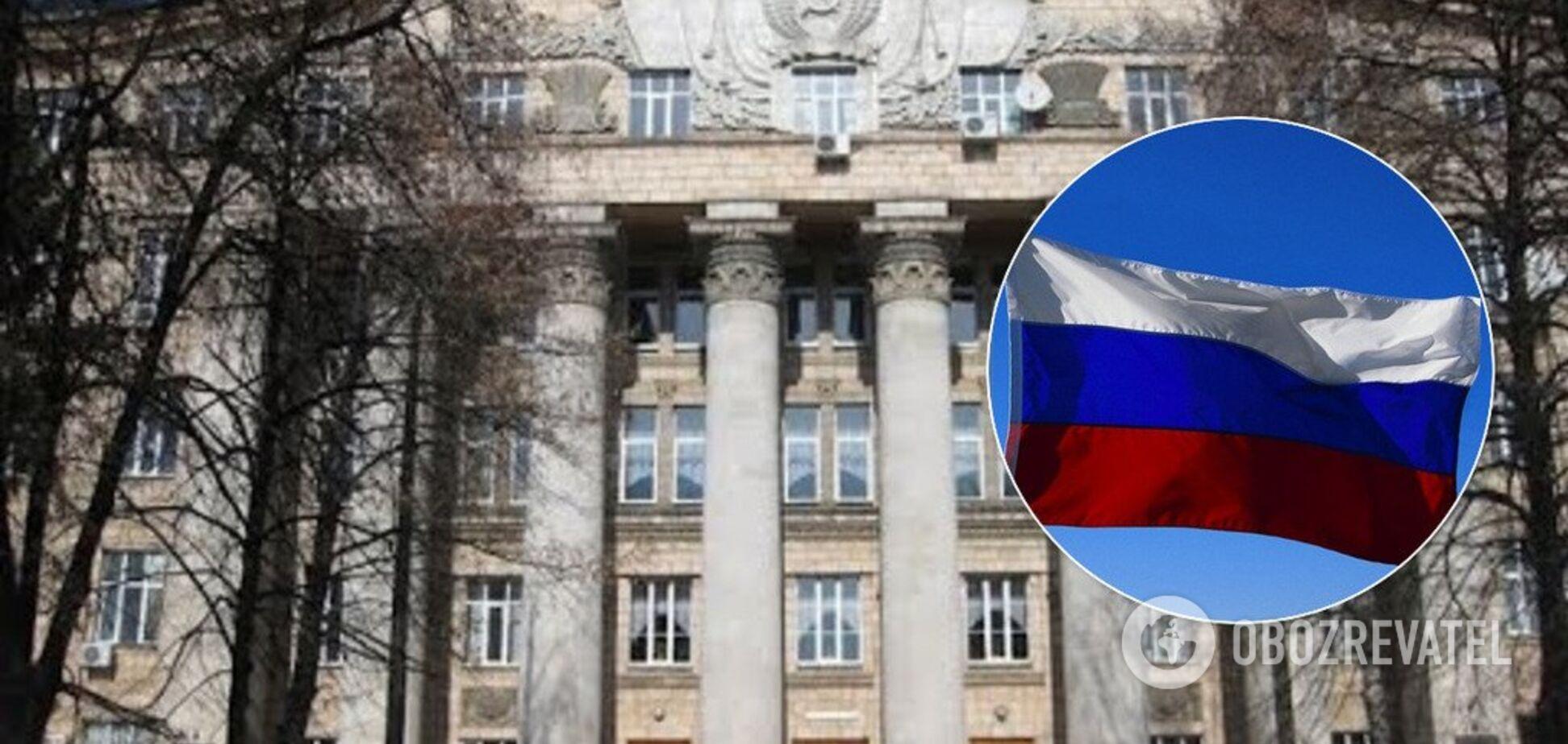 'Будете пахати у Польщі!' У київському виші спалахнув скандал через російську мову
