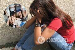 У школі Запоріжжя учень намагався задушити однокласницю. Опубліковане відео