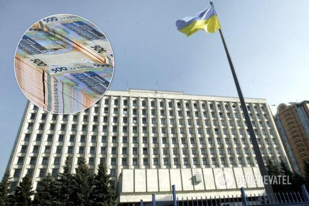 Киевская облгосадминистрация