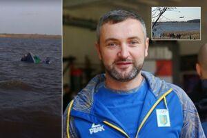 Шукає вся міськрада: український чиновник рятував друзів на озері, але не зміг доплисти до берега