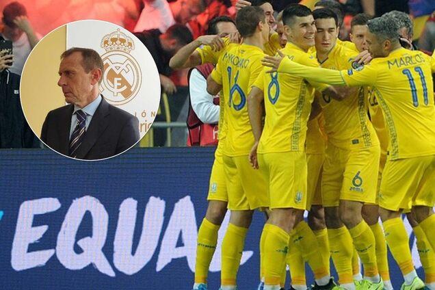 """""""Это миф"""": директор """"Реала"""" восхитился """"сильной Украиной"""""""