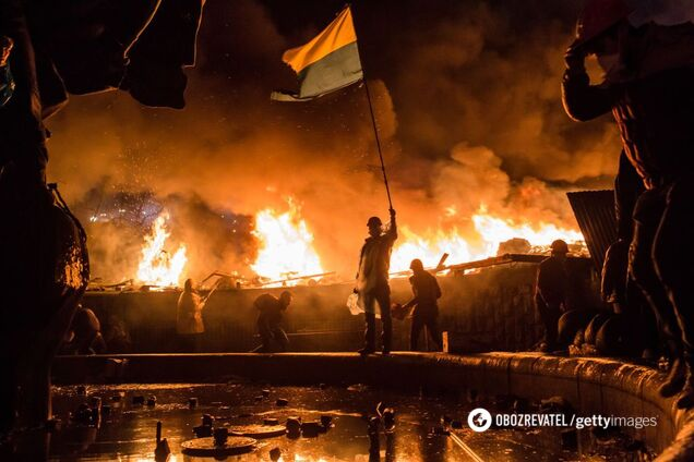 Майдан у 2014 році