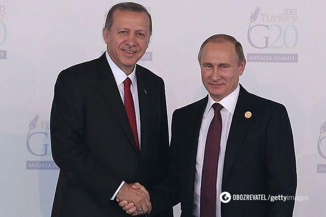 Игра на опережение? Путин срочно вызвал Эрдогана в Кремль