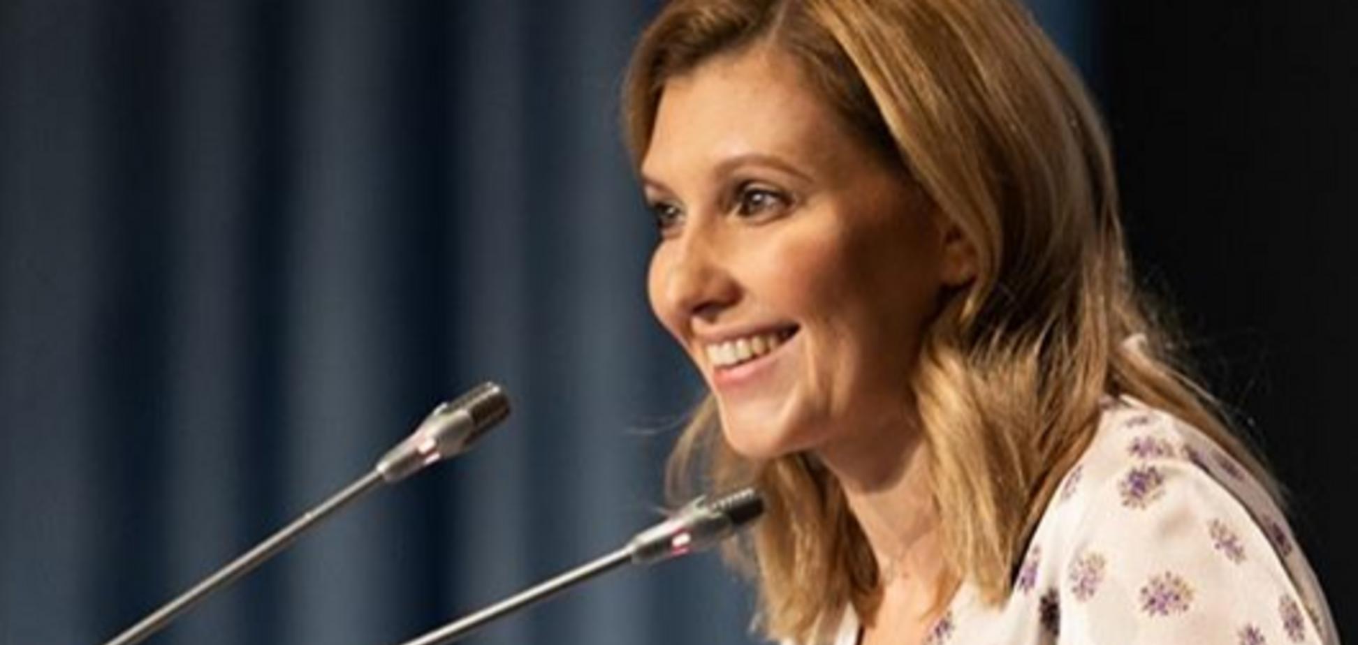 'Какая красивая!' Жена Зеленского восхитила сеть стильным образом