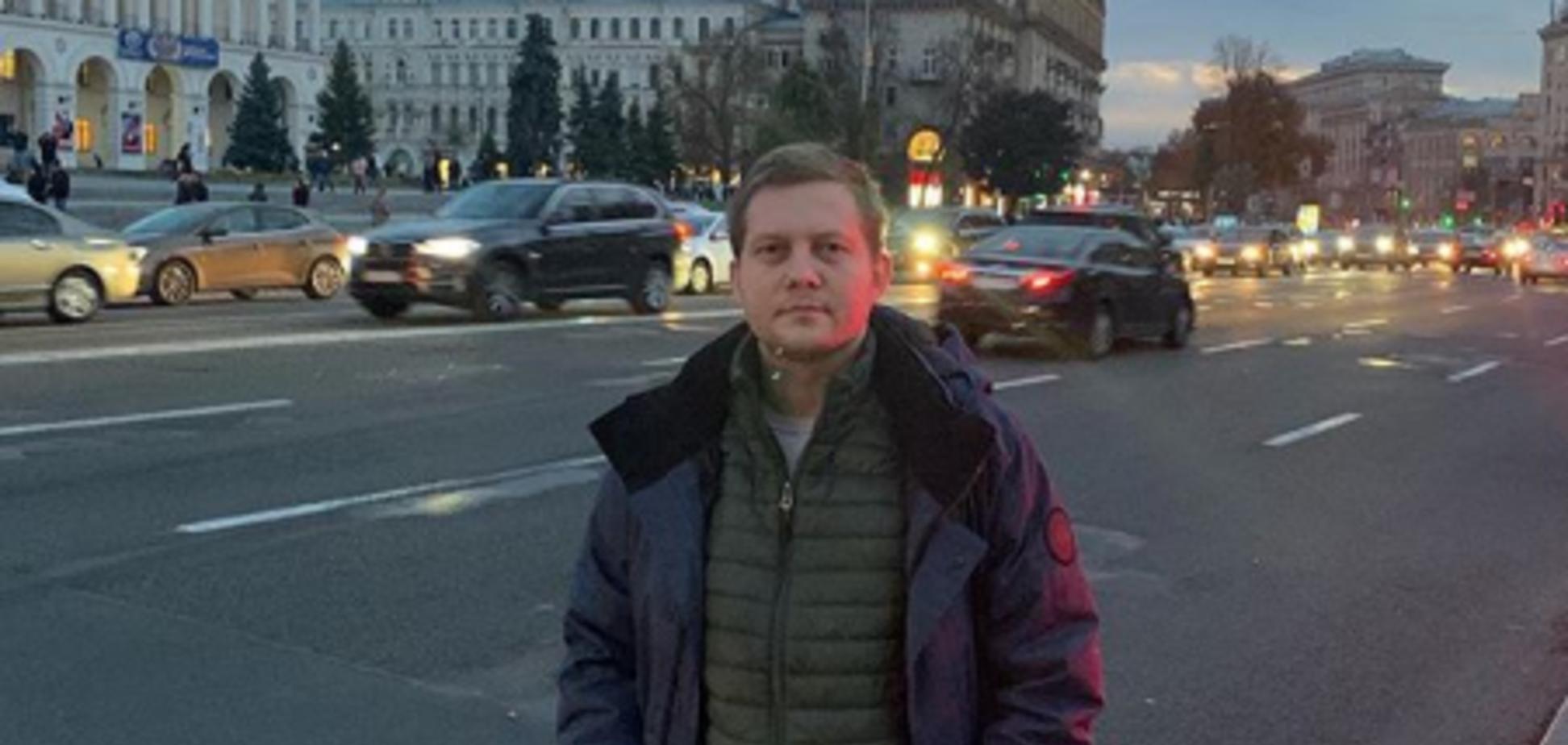 'Бал сатаны!' Что говорил об Украине пробравшийся в Киев Корчевников