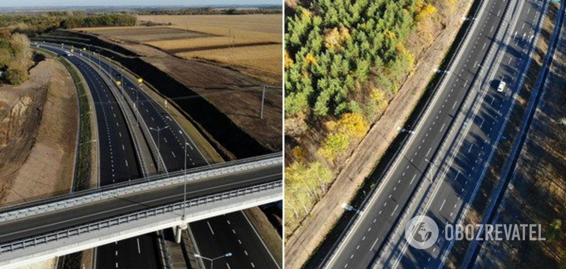 Украинские дорожники похвастали образцовым ремонтом дороги: появились впечатляющие фото