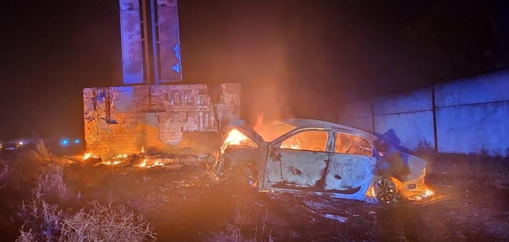 На Одесщине произошло смертельное ДТП из-за тумана. Источник: Полиция Одесской области