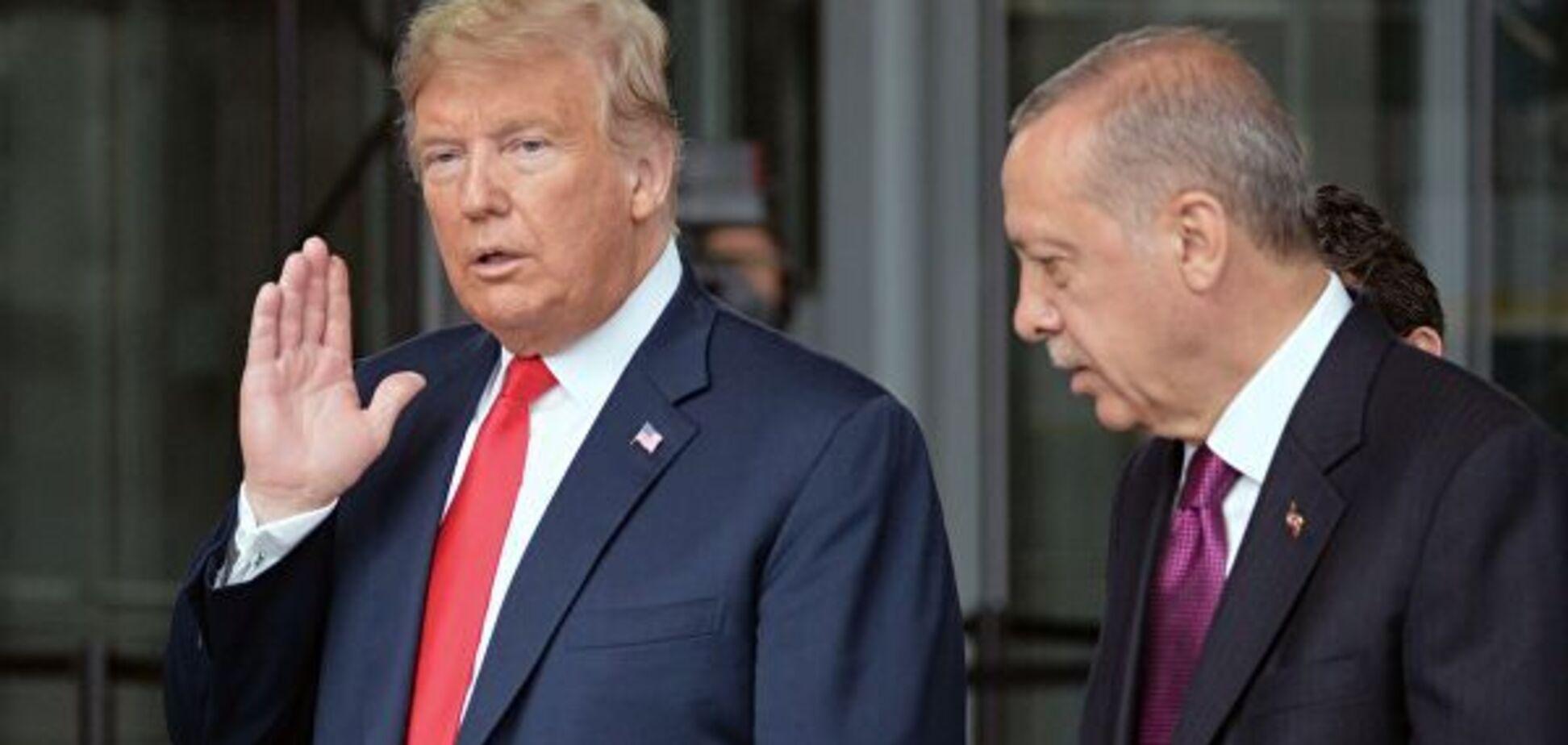 Трамп обменял Сирию на Россию