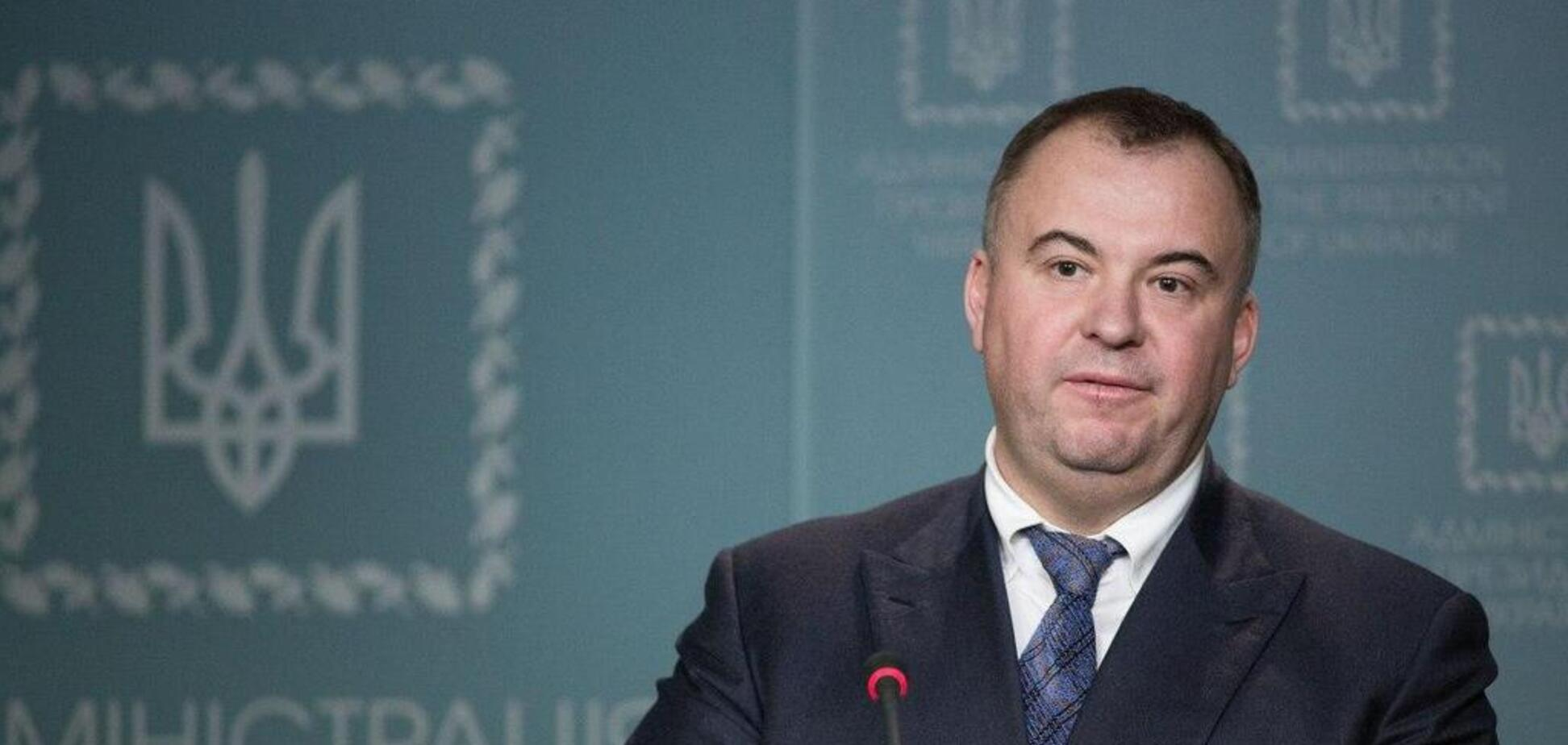Гладковский объявил голодовку из-за задержания НАБУ