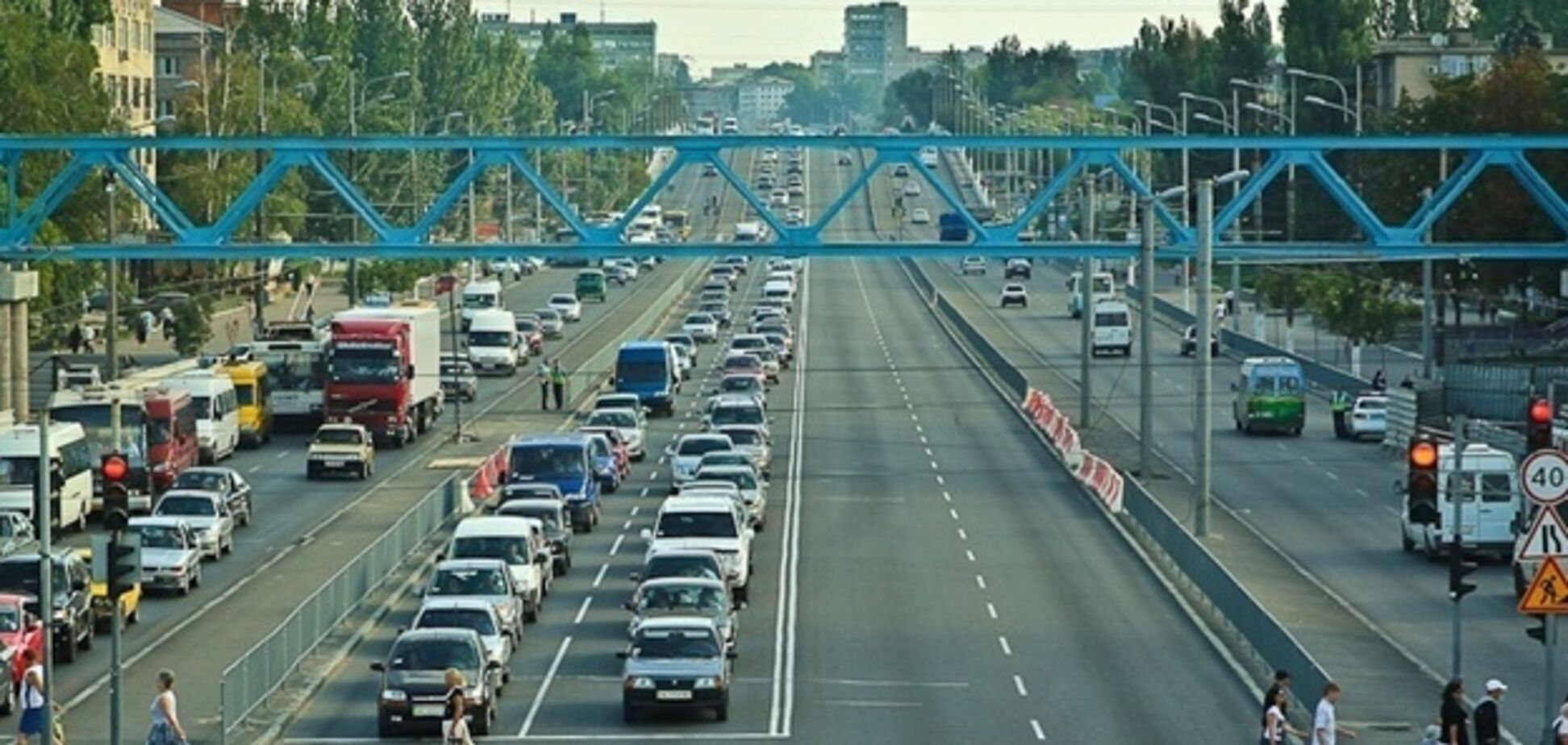 Міськрада Дніпра хоче обмежити рух по Слобожанської проспекту