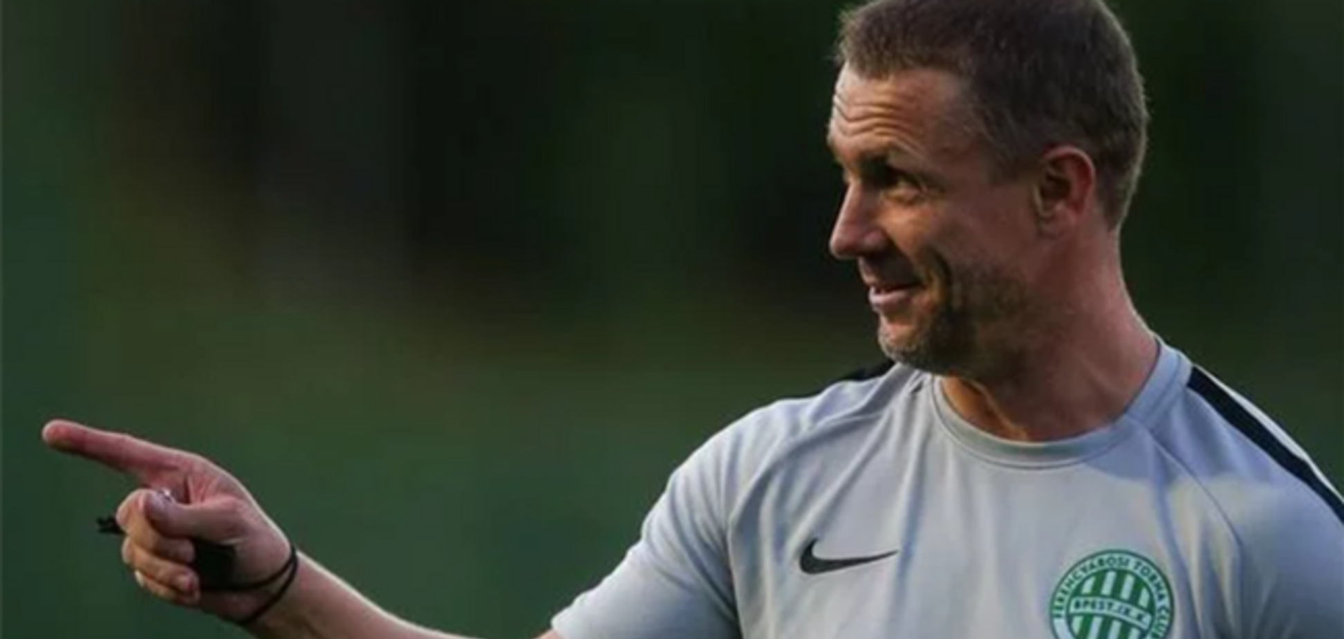 Ребров підписав контракт із новим клубом – ЗМІ