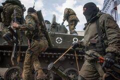 Террористов из Донбасса заманивают на службу в Россию