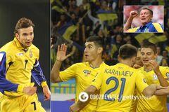Скальпы Англии, Франции и Португалии: 5 самых огненных побед в истории сборной Украины