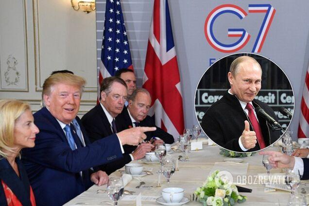 У США заговорили про повернення Росії в G8