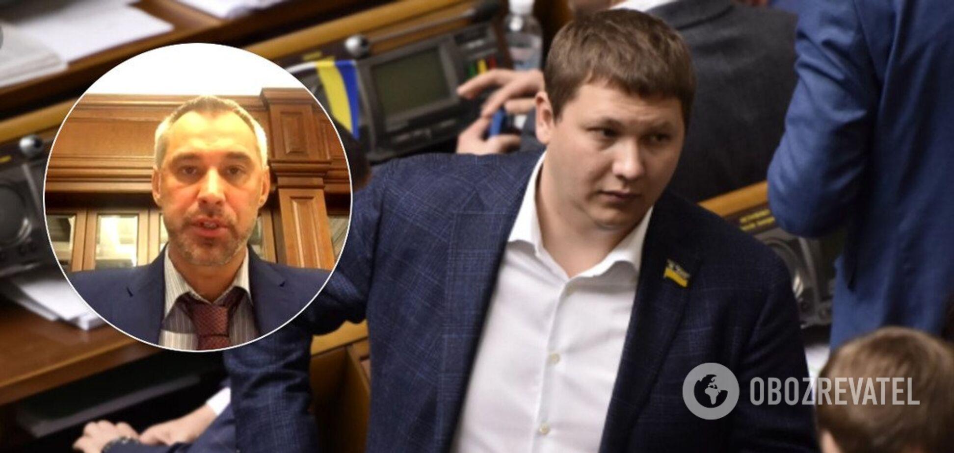Генпрокурор відреагував на скандал із перепискою Медяника