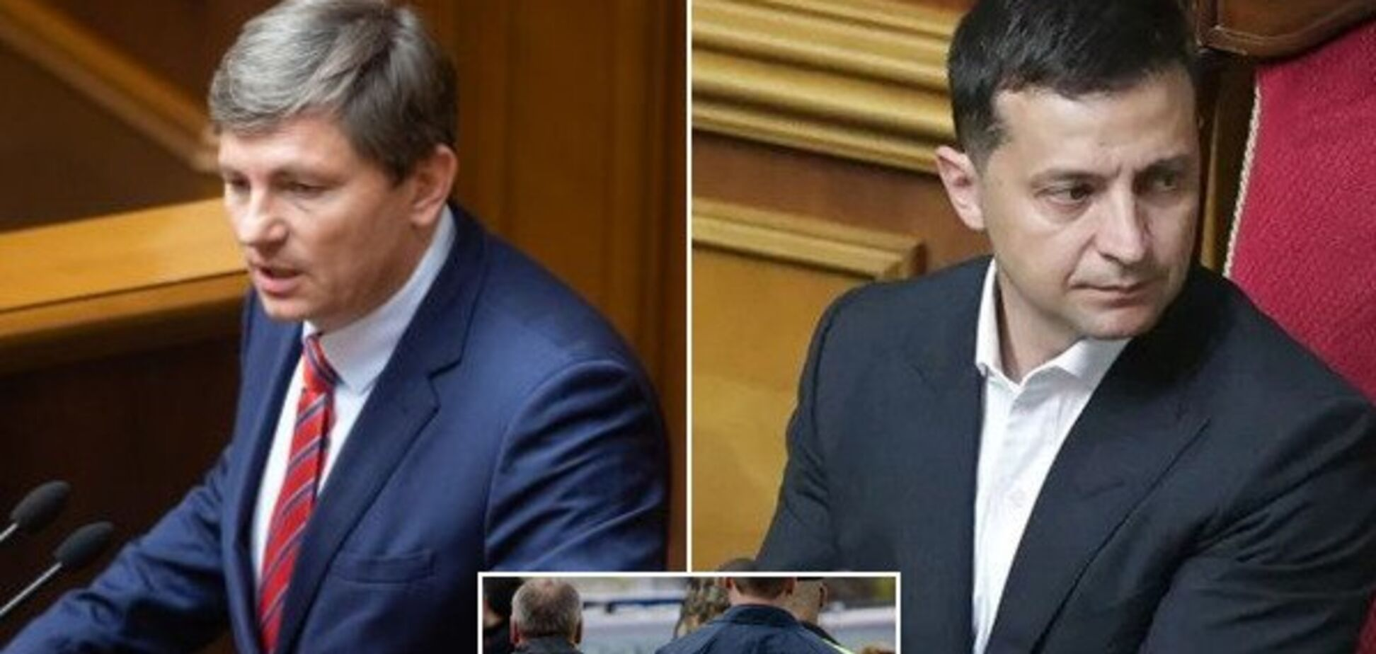 'Матиме вплив Зеленського!' Герасимов розкритикував закон про ДБР