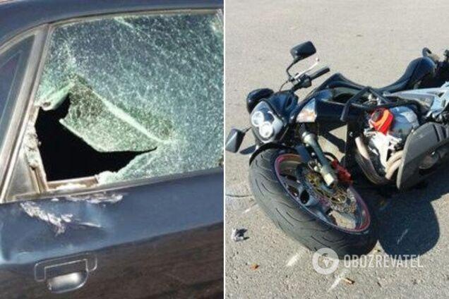 В Кривом Роге произошло жуткое ДТП с пострадавшими