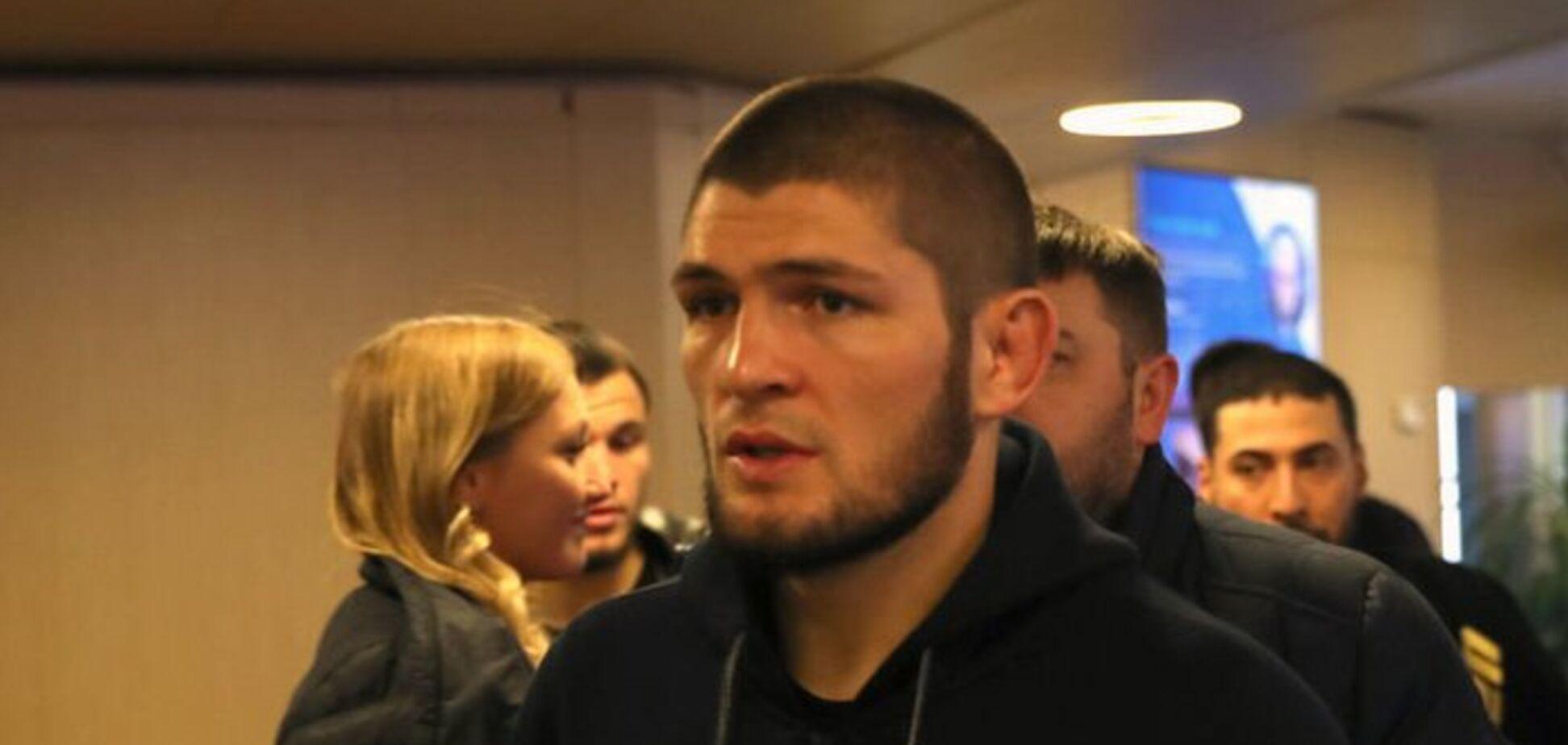 Сбежал: чемпион UFC Хабиб озадачил Россию странным поступком