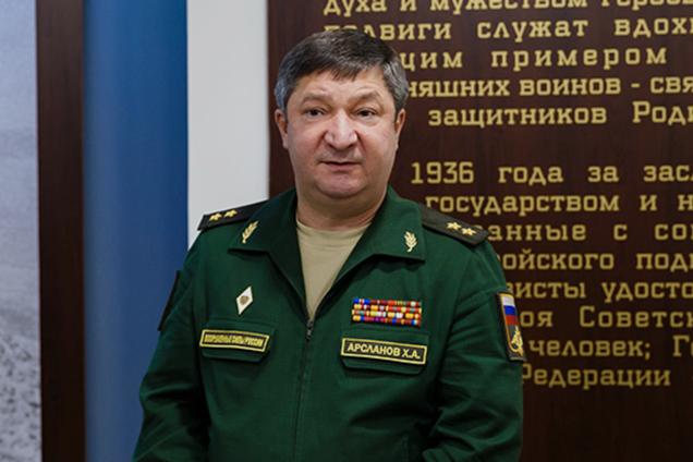Заступнику глави Генштабу ЗС Росії висунули звинувачення