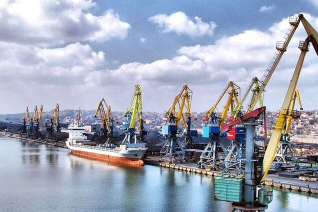 Порты в Азовском море