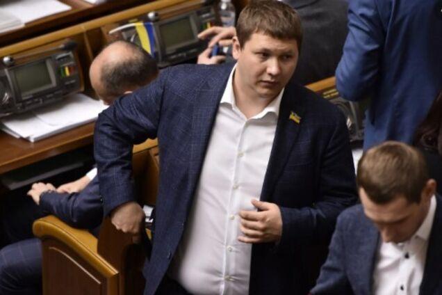 Народный депутат Вячеслав Медяник