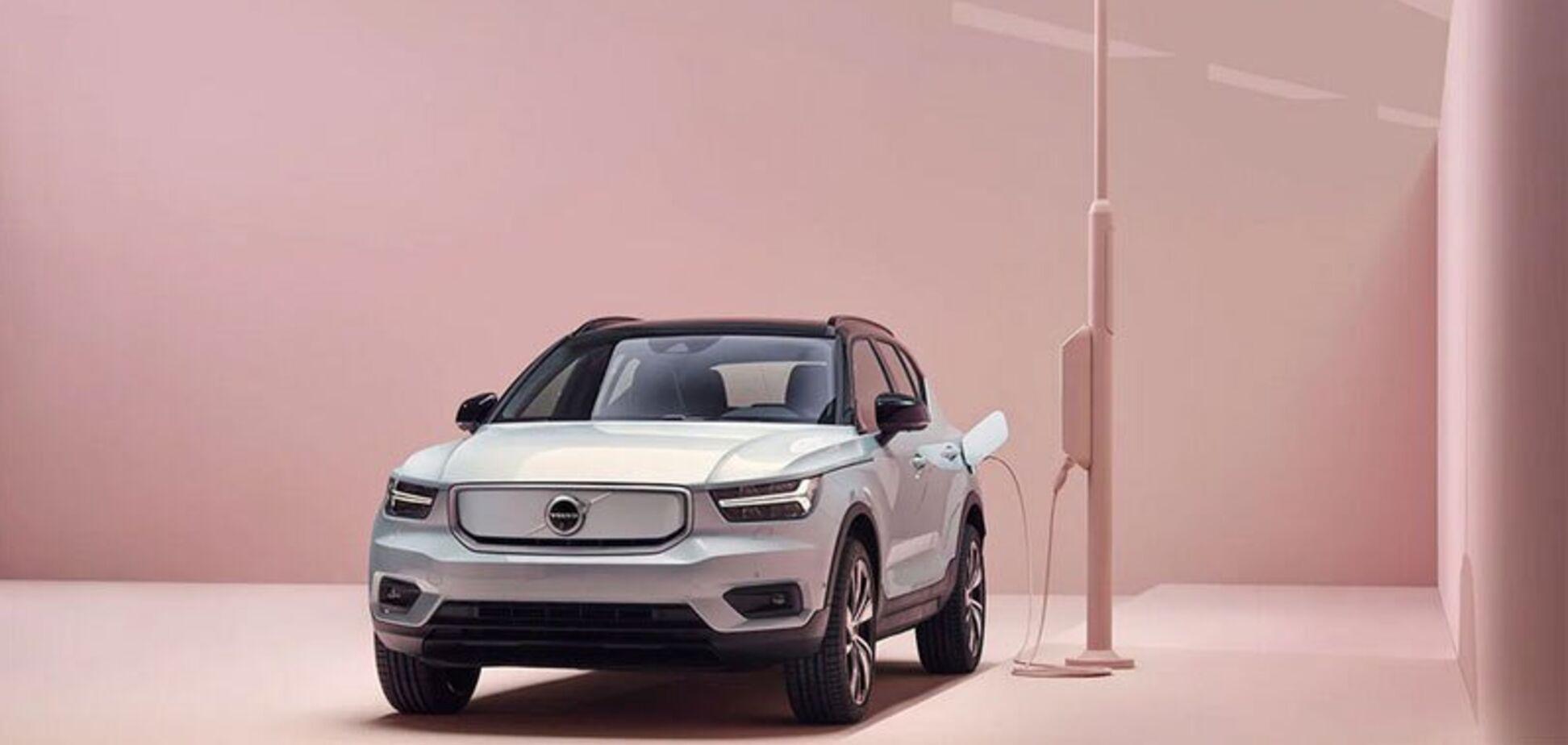 Працює на Android: Volvo показала свій перший електромобіль