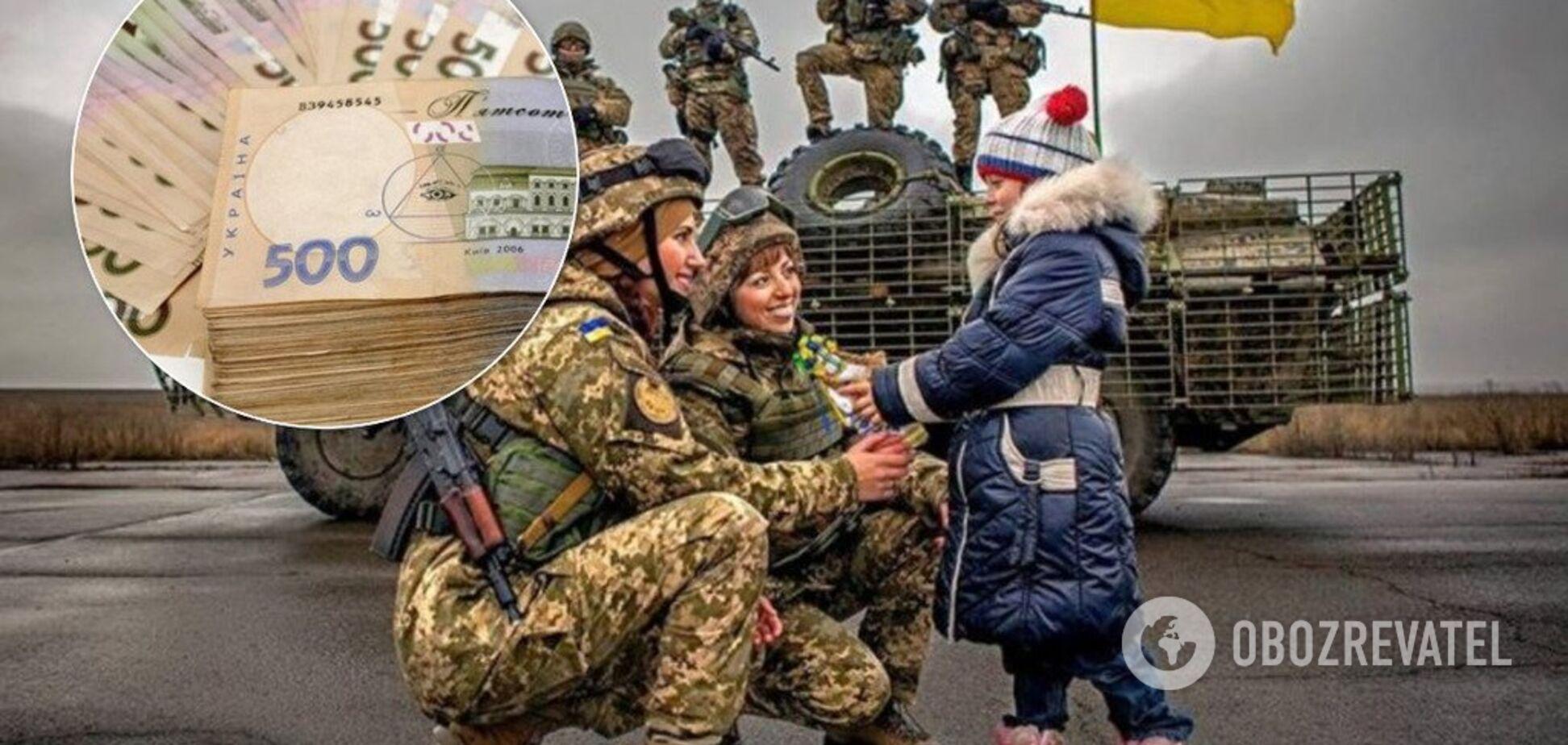 'Слуга народа' хочет отменить военный сбор: на сколько увеличатся зарплаты украинцев