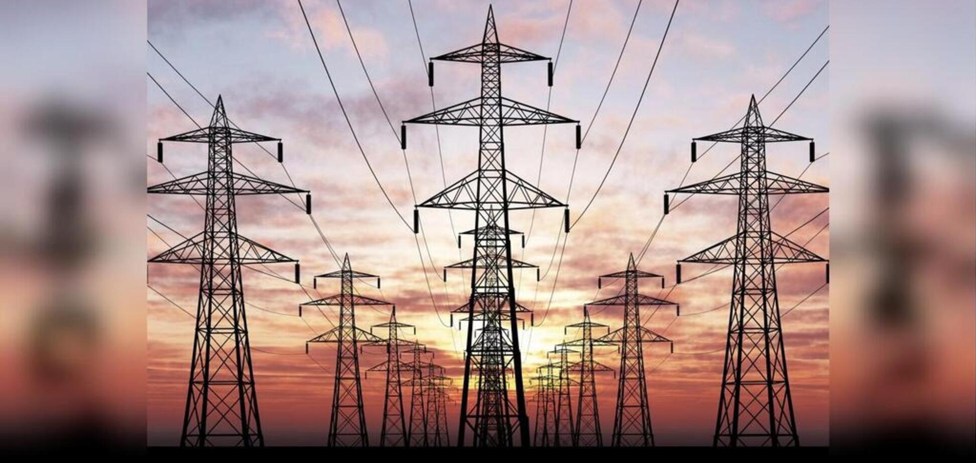 імпорт електроенергії