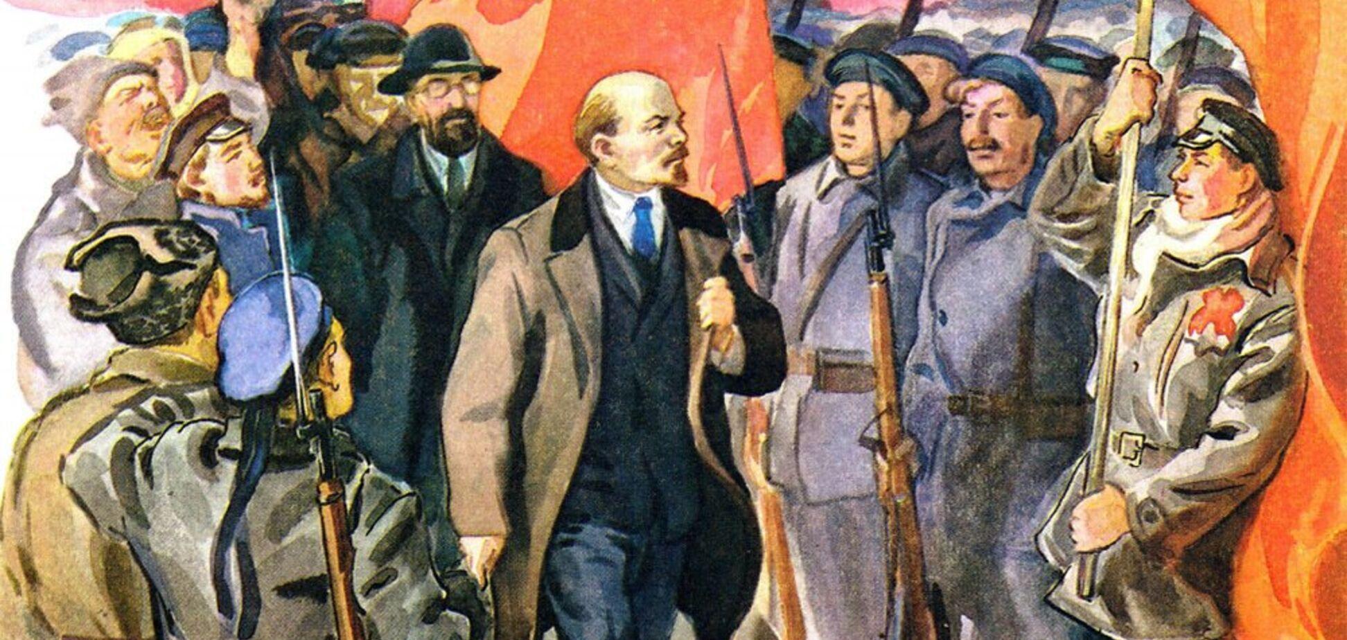 Какой была бы Россия без Ленина