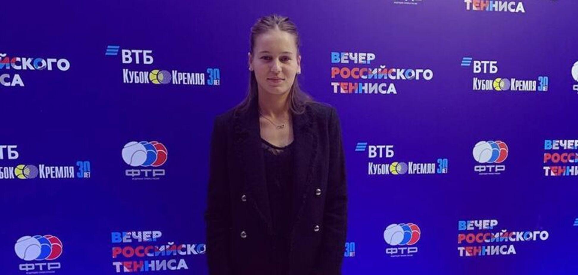 'Смотрю с опаской': обидчица Свитолиной рассказала о 'плохих новостях и негативе' от Украины