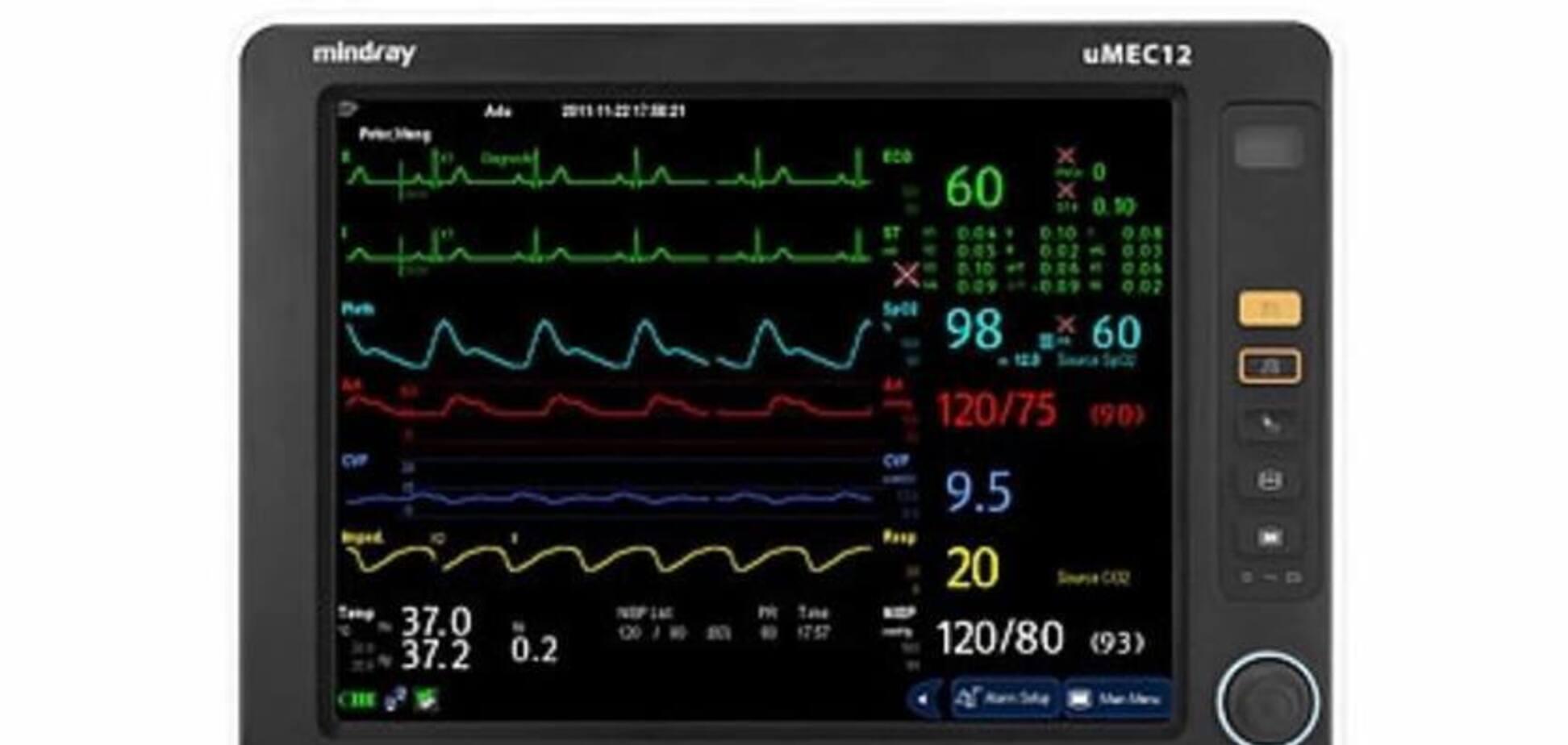 Нужен монитор в реанимацию госпиталя. Поможем?