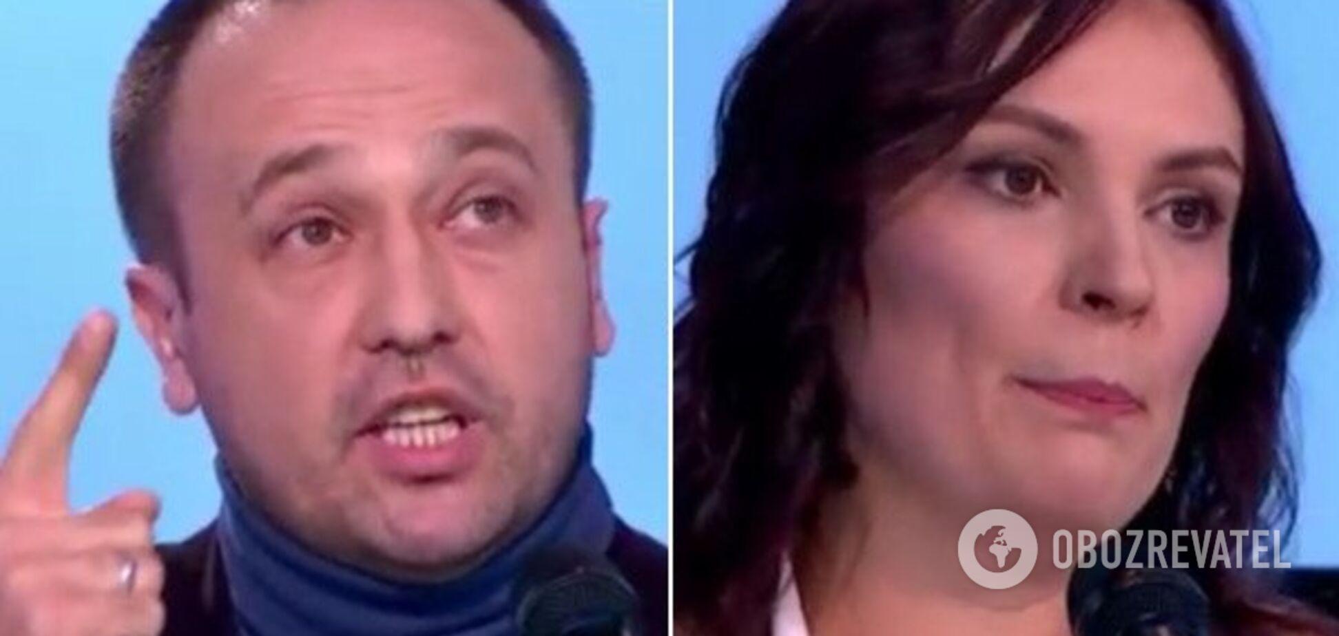 'Нагло врут!' Заместителя Богдана 'разгромили' в прямом эфире