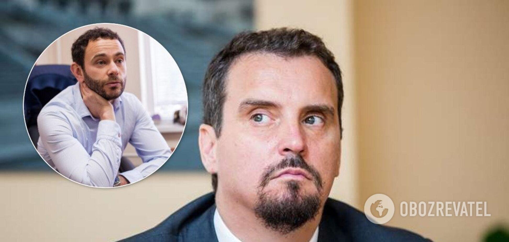 Дубинский обвинил Абромавичуса из-за паспорта Литвы