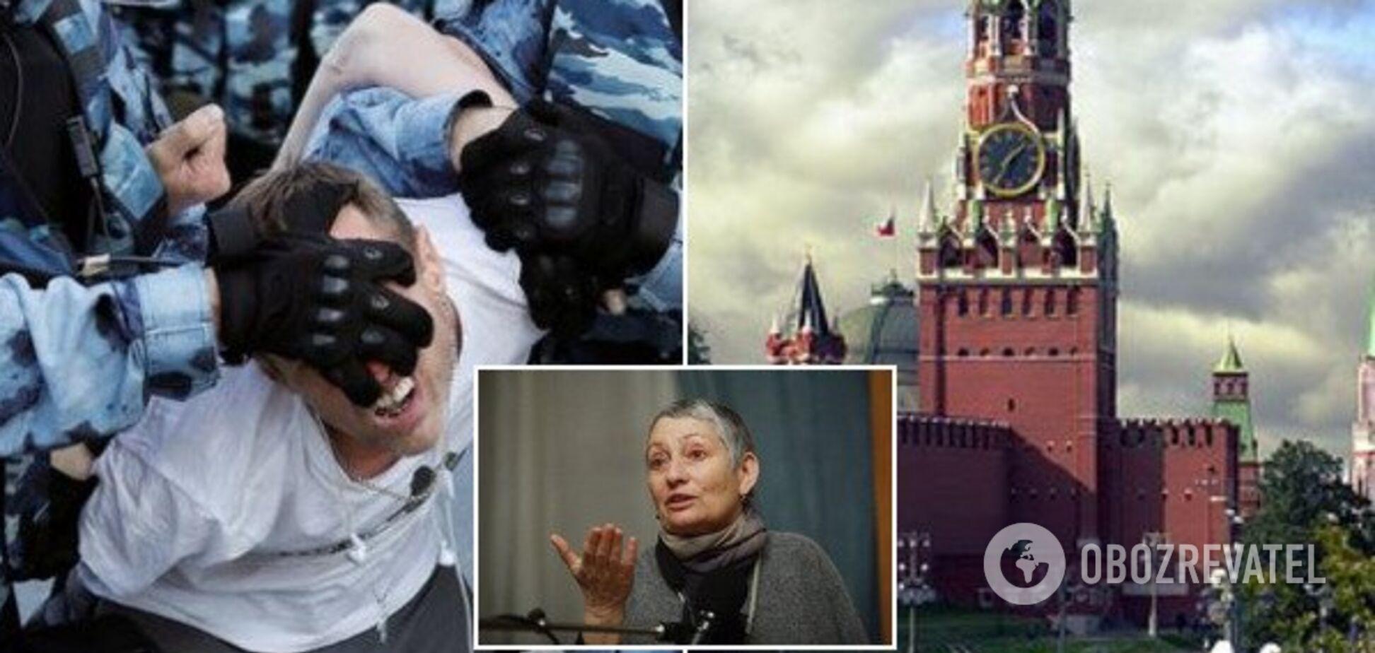 Про Крим, феномен Зеленського і Путіна: ексклюзивне інтерв'ю з Людмилою Улицькою