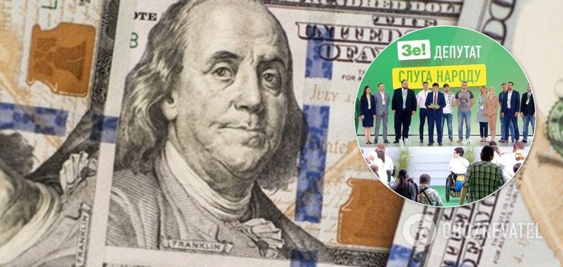 Курс долара в Україні на 2020 рік: що заклала 'Слуга народу' до держбюджету