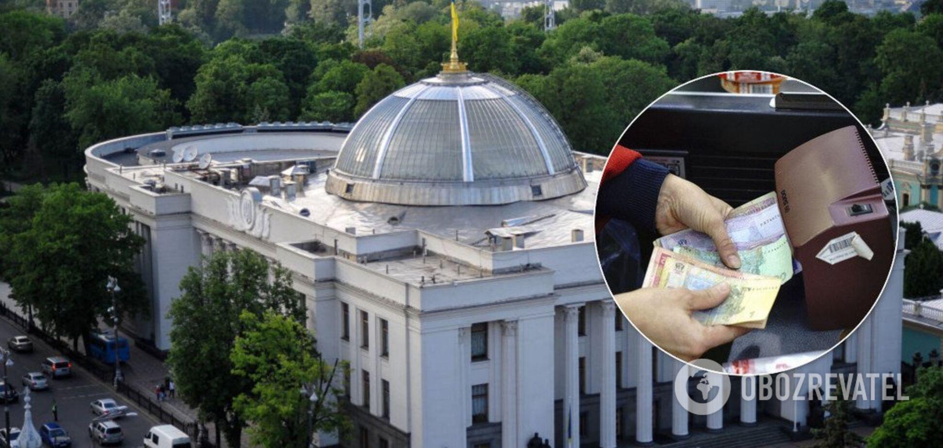 Делили субвенции: в Раде устроили бунт из-за бюджета Украины на 2020 год