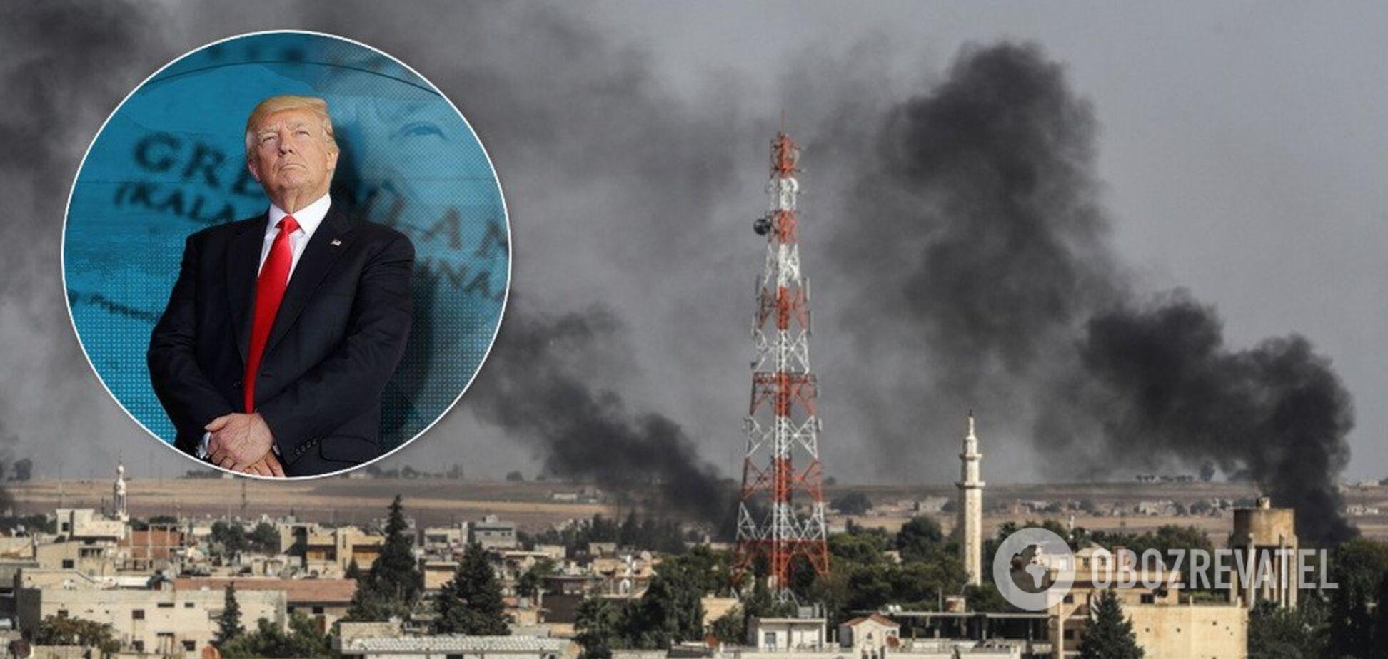 Трамп поставил на место 'великую Турцию': генерал оценил события в Сирии