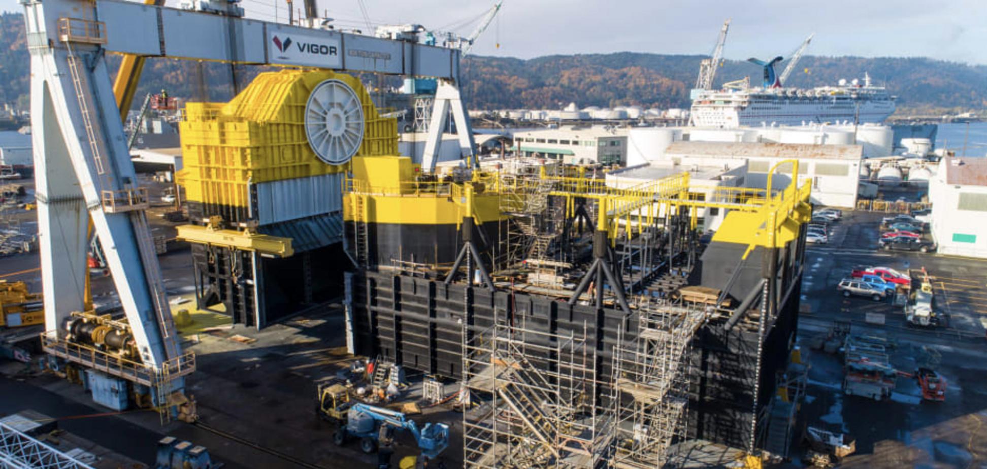 'Гігантська турбіна': в США запустять найбільшу в світі хвильову електростанцію