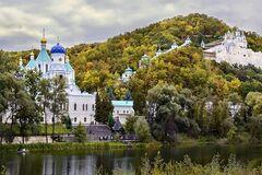 Лавру построили еще до появления России