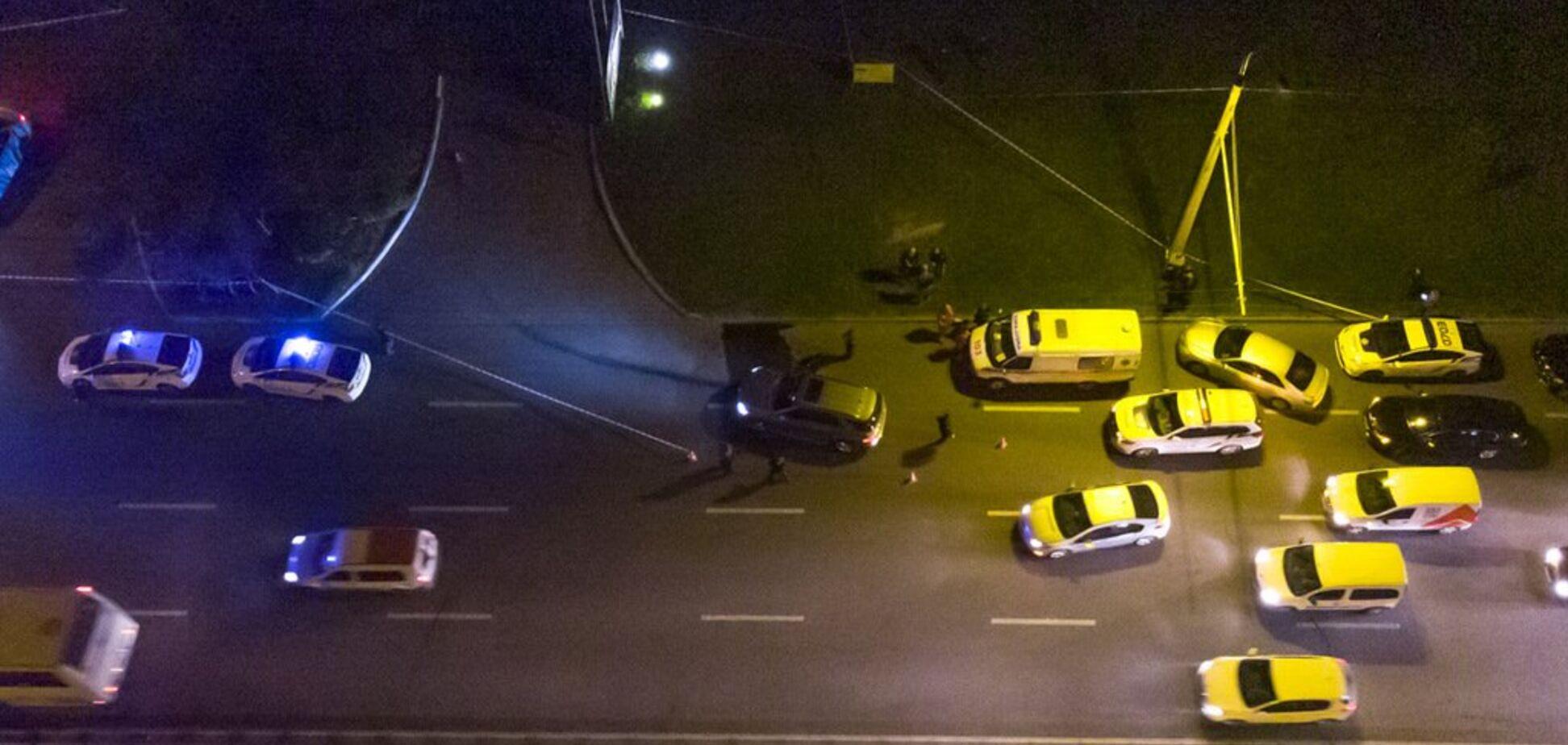 В Днепре расстреляли мужчину: полиция озвучила основную версию