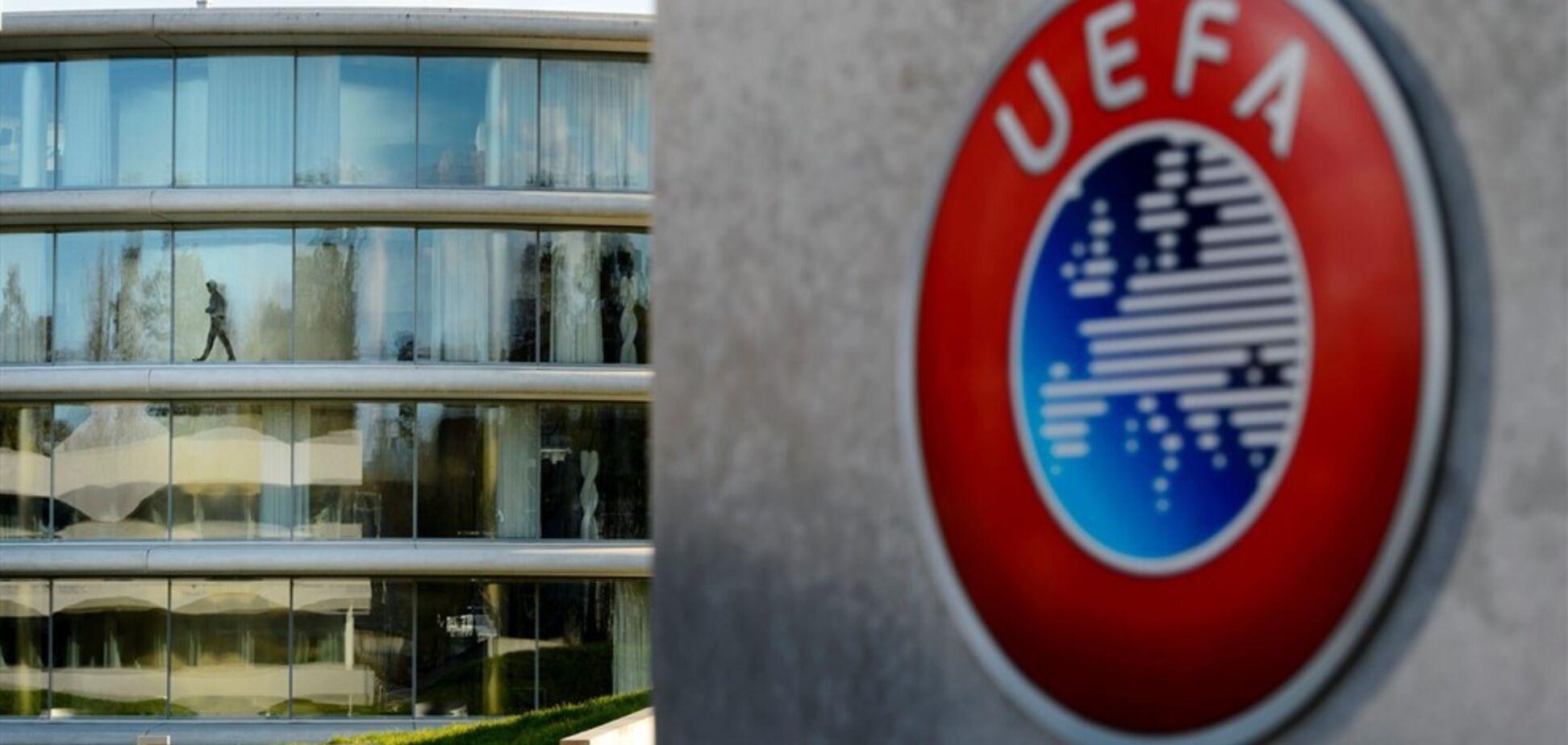 Чрезвычайная ситуация, как с Украиной: УЕФА ввел новые ограничения для России