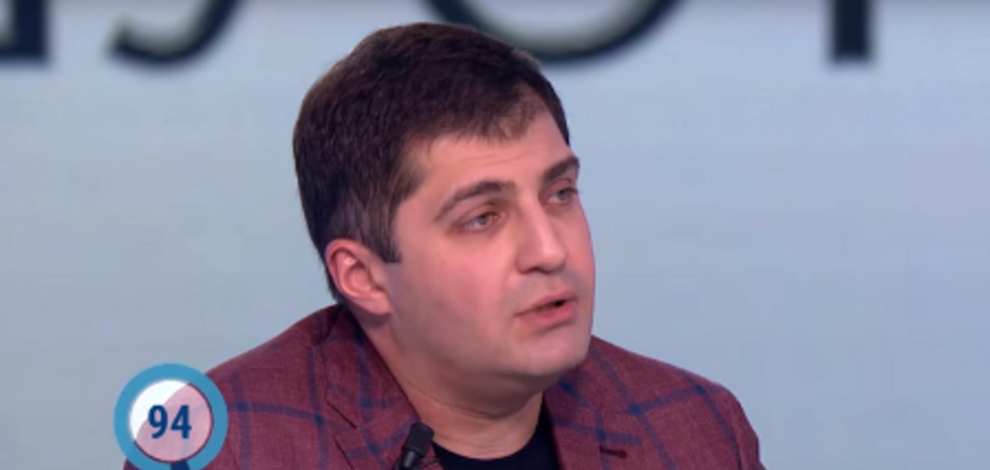 Сакварелідзе зробив гучну заяву про посадки в Україні