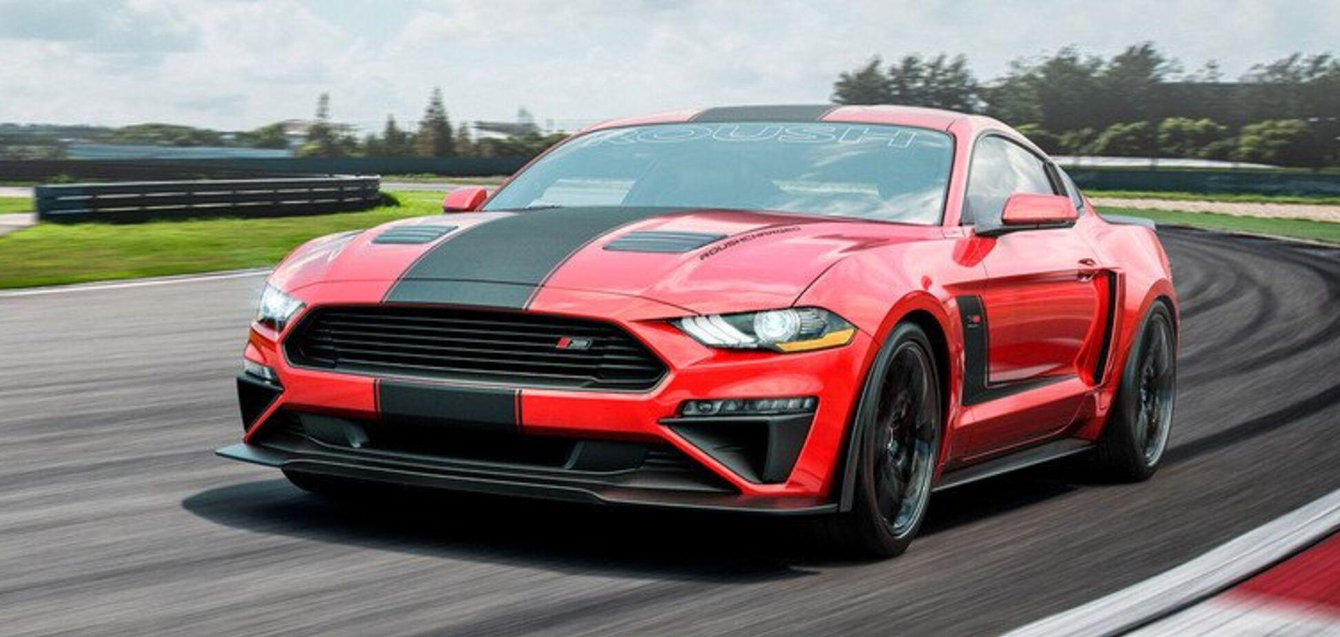 Ford Mustang 'прокачали' до виставки в Вегасі