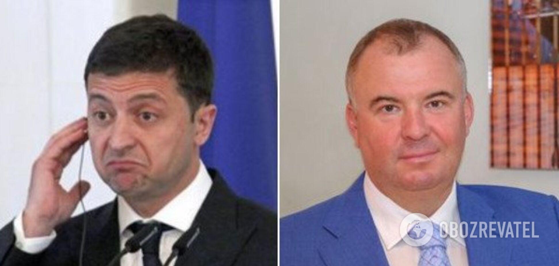 В 'ЄС' звинуватили Зеленського в шоу з Гладковським