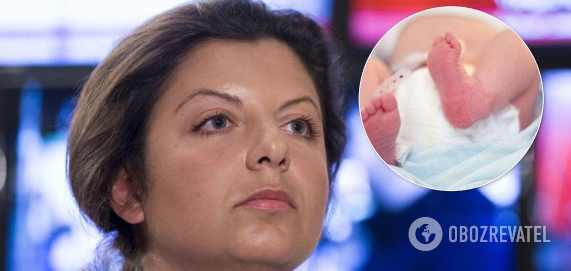 Топ-пропагандистка Кремля родила ребенка: появились подробности