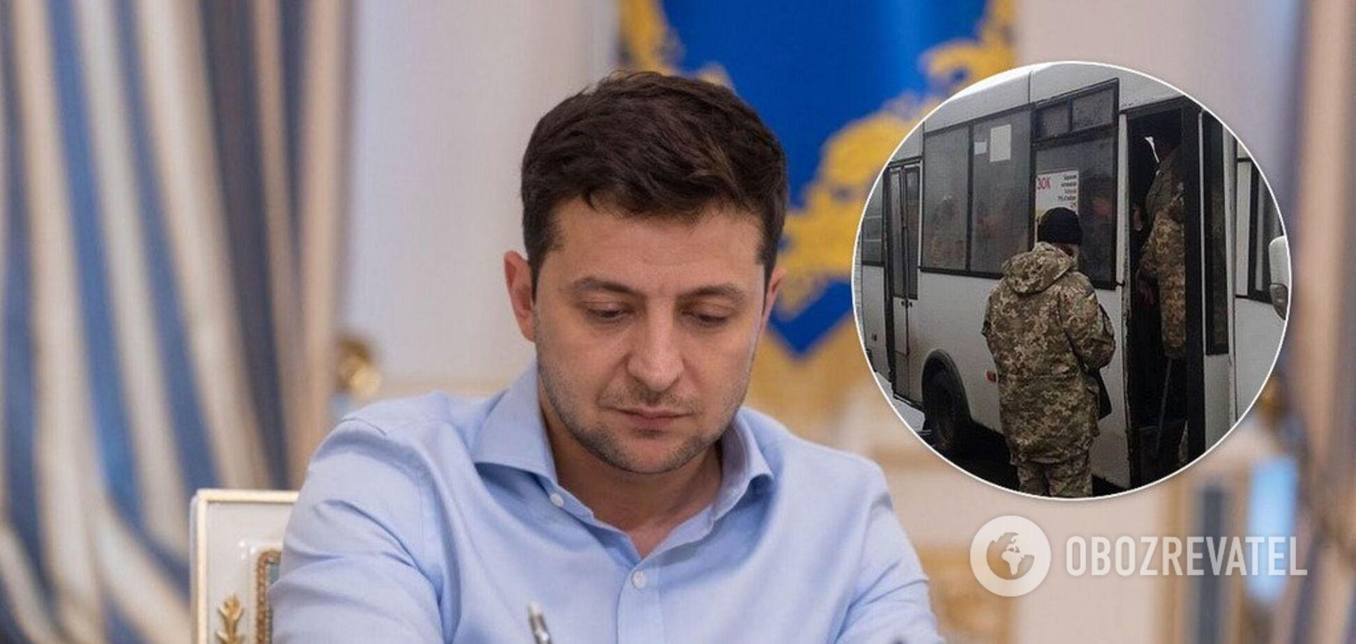 Зеленский ужесточил наказание за отказ возить льготников